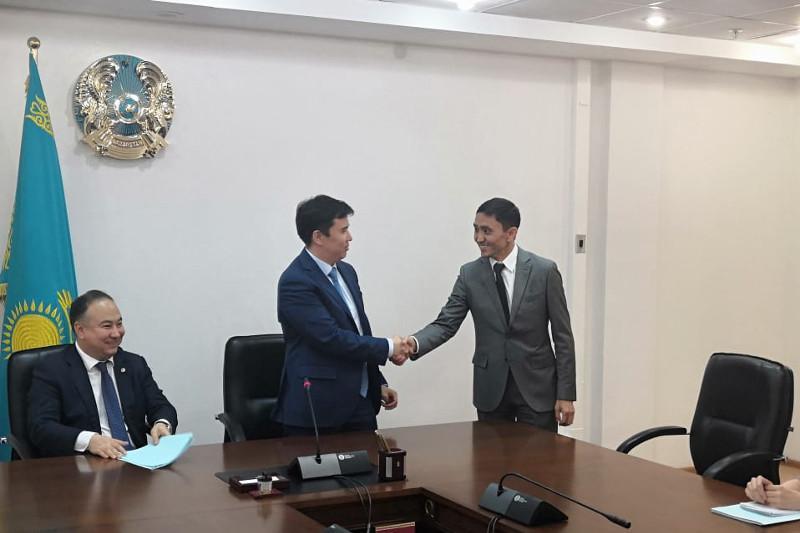 Сменился ответсекретарь Миннацэкономики Казахстана