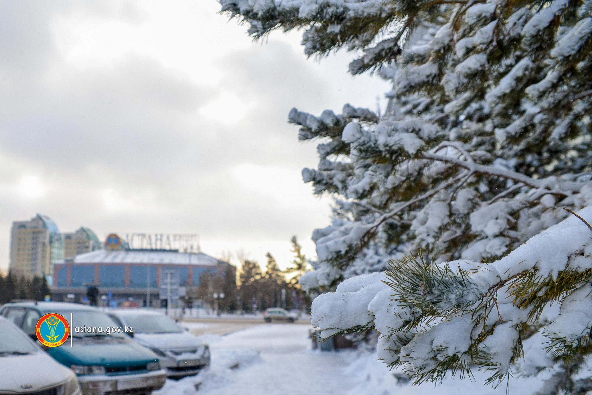Температурные колебания от 0 до -13 °С ожидаются в Астане в ближайшие три дня