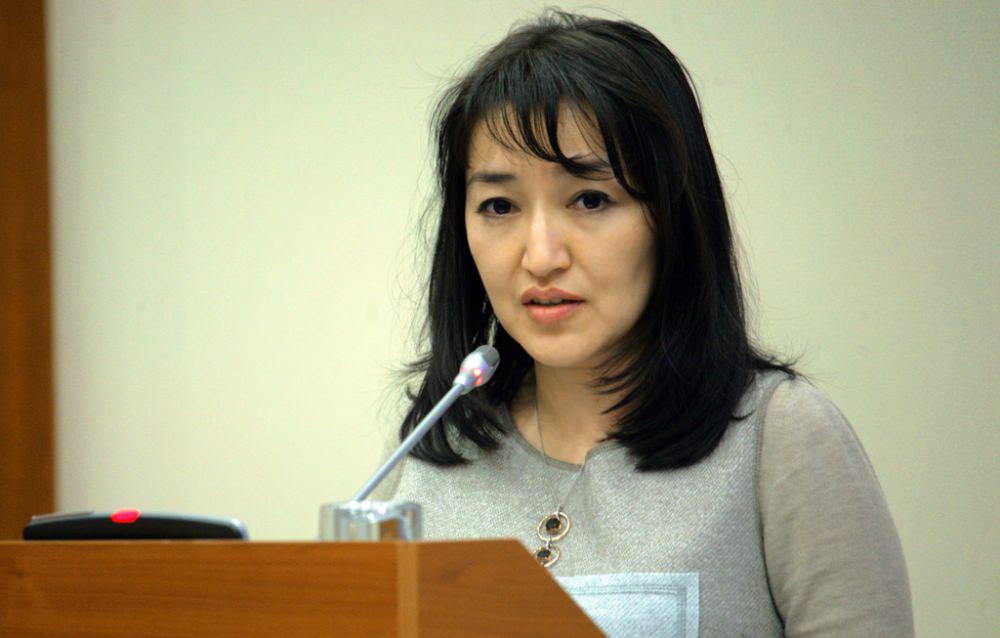 Досье: Жунусова Асель Аблаевна,  акимат города Алматы