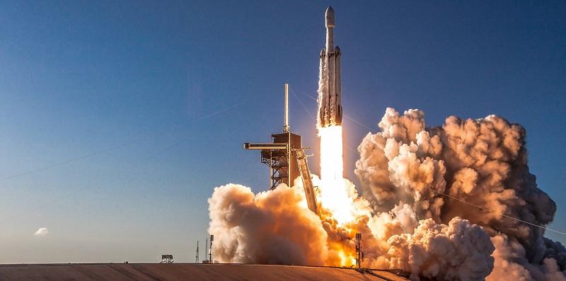 Ракета SpaceX вывела на орбиту южнокорейский военный спутник