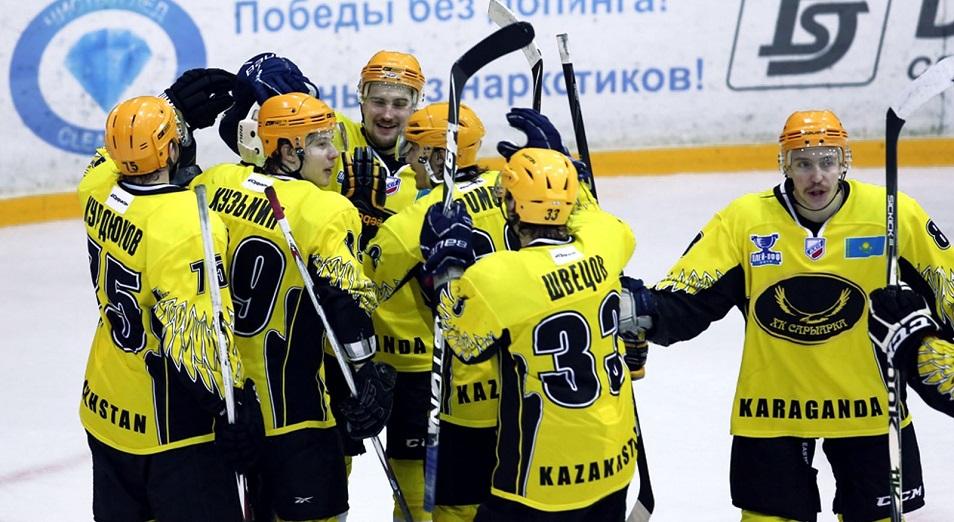 Кубок президента РК по хоккею: «Сарыарка» сдала первый экзамен