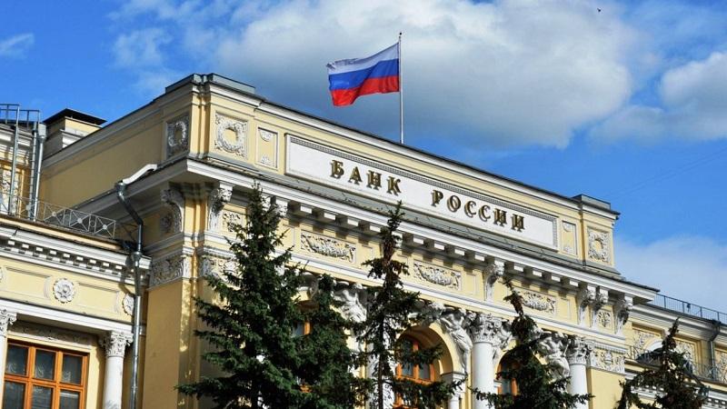 ЦБ России на 30 дней приостановил покупку валюты