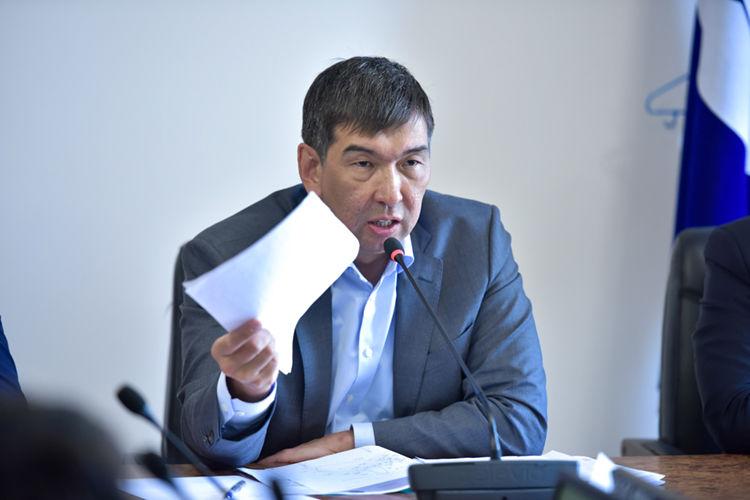 Мэр киргизской столицы подал в отставку
