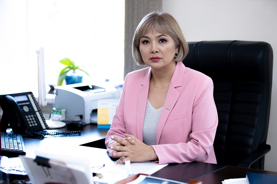 Мұсатаева Гүлнара Абайқызы