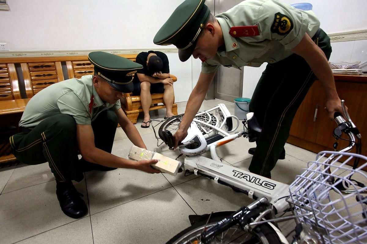 Сколько дел рассмотрела китайская таможня о контрабанде