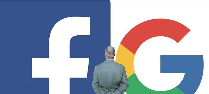 Власти США обвинили Google в сговоре с Facebook на рынке онлайн-рекламы