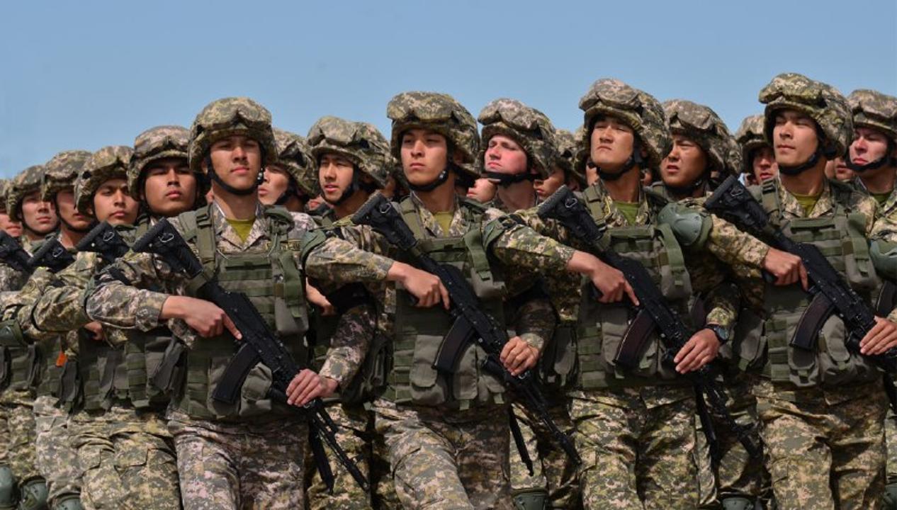 «Эшелон-2021» жаттығуына 20-ға жуық әскери қызметші қатыспақ