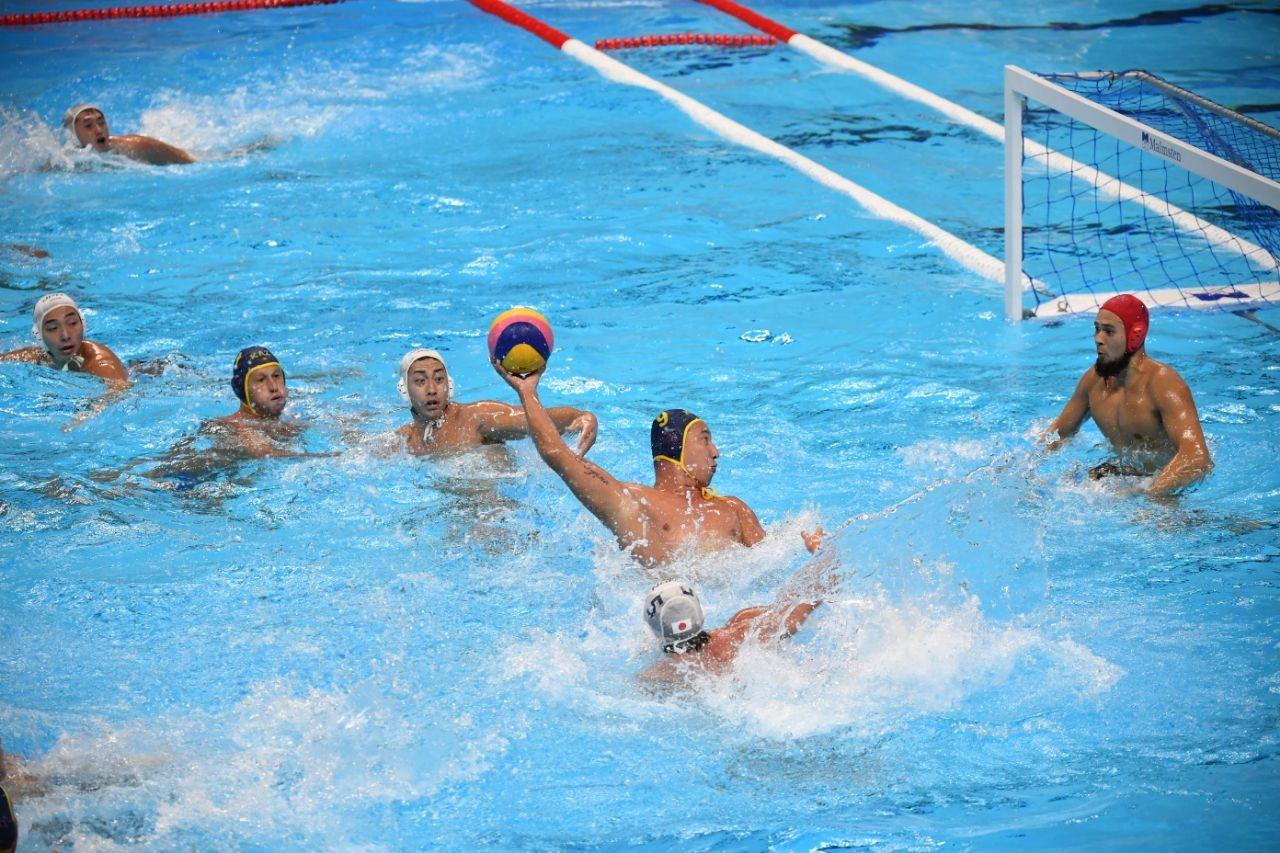 Казахстанцы вышли в полуфинал Мировой лиги по водному поло