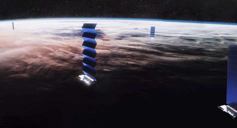 Когда состоится запуск новой партии спутников SpaceX