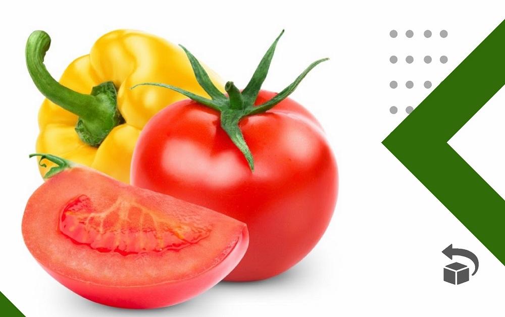 Минсельхоз ввел запрет на ввоз томатов и перца из Туркменистана