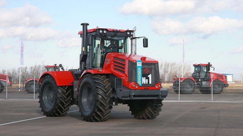 В 2019 году машиностроители РК произвели больше тракторов, чем за два предыдущих года, вместе взятых