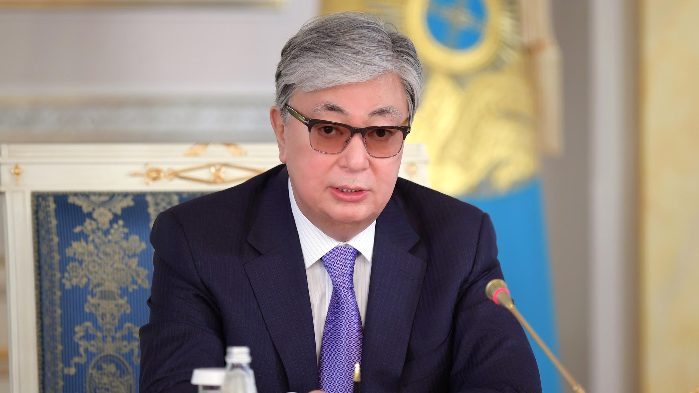 Президент Казахстана  выразил Путину соболезнования в связи с жертвами паводка в Иркутской области