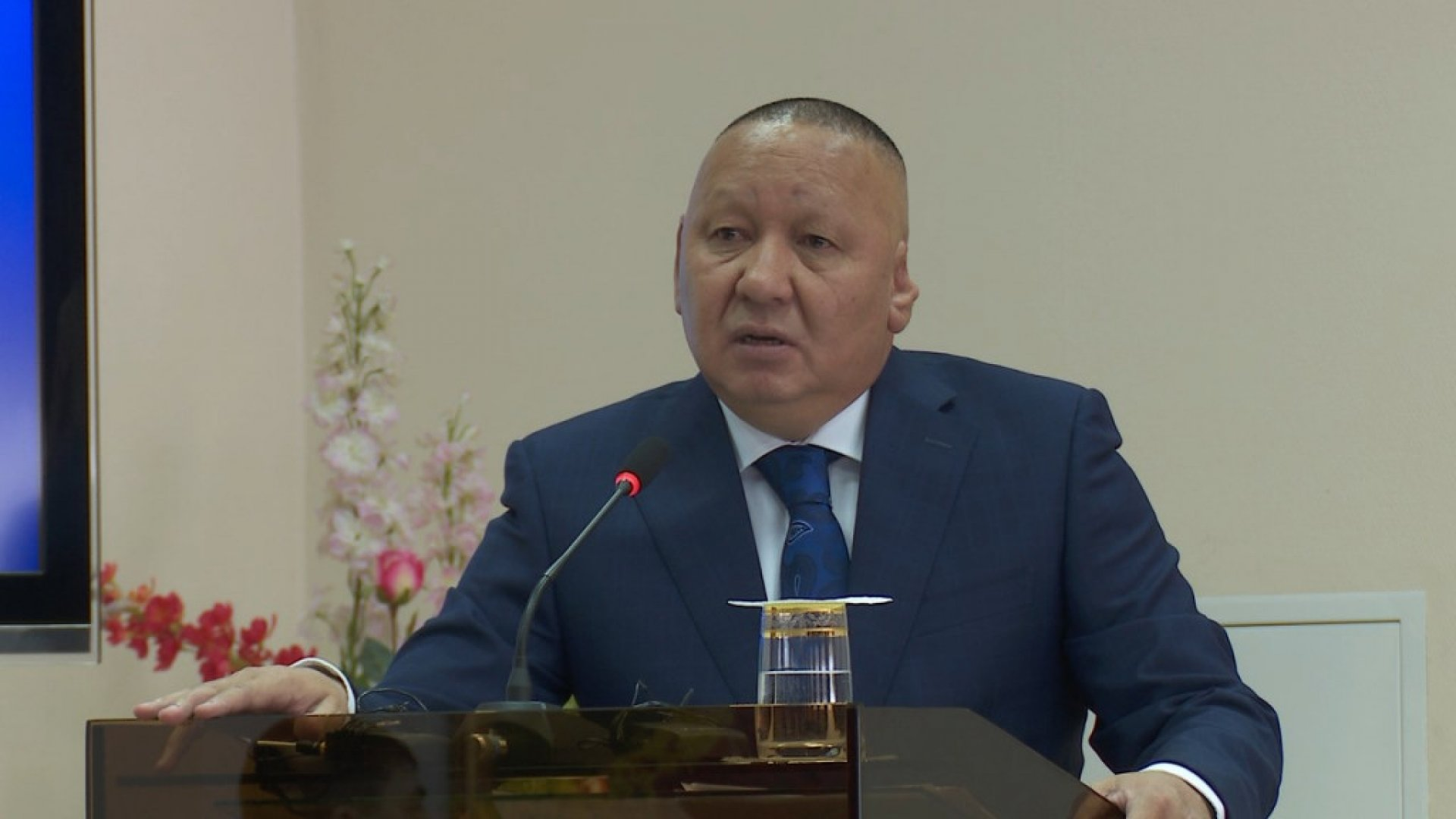 Досье: Гаязов Бахытжан Темирович, Аким Рудного, назначение