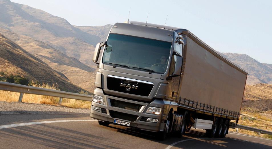 В Казахстане за полгода 2020 года автомобильным транспортом перевезено порядка 1,4 млрд тонн груза
