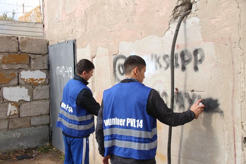 Работающие с полицией волонтеры РК будут обеспечиваться спецжилетами и рациями