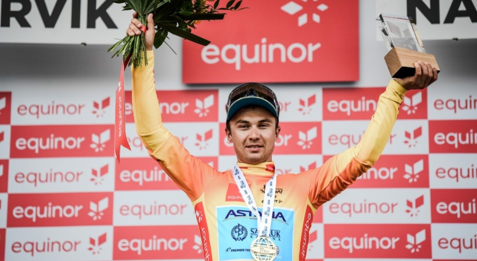 Луценко выиграл «Арктическую гонку Норвегии»