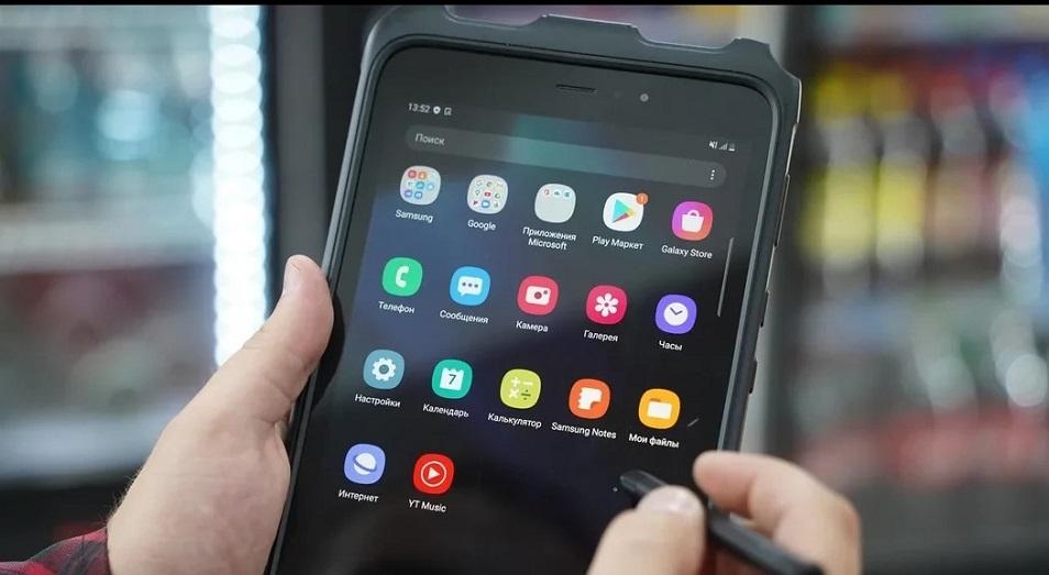 Планшет Galaxy Tab Active 3 – универсальное решение для бизнеса