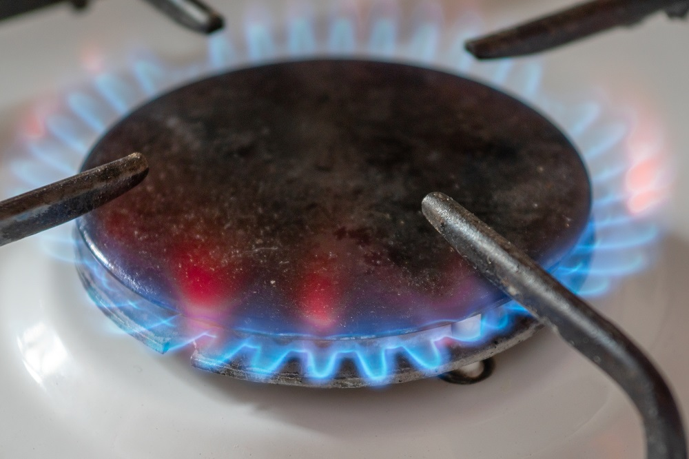 Цена на газ в Европе впервые в истории достигла 900 долларов