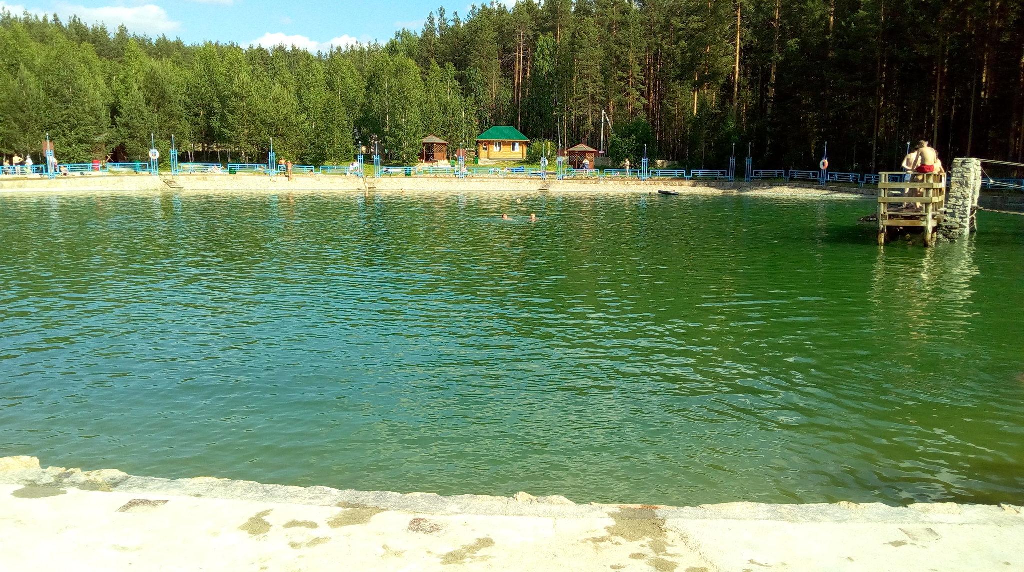 Безопасно купаться в водоемах только трети баз отдыха в ВКО
