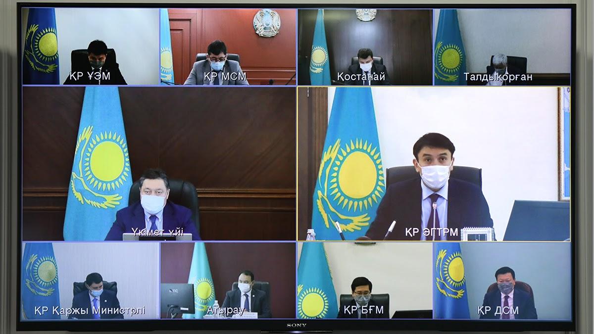 Глава правительства поручил актуализировать концепцию по переходу РК к «зеленой» экономике