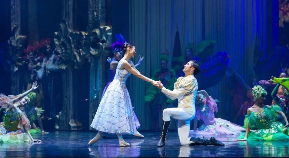 На сцене КГАТОБ им. Абая состоялась премьера балета Сергея Прокофьева «Золушка»