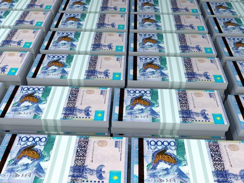 В Казахстане объем депозитов в январе вырос на 3,7%
