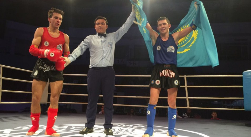 Около 20 наград завоевали казахстанцы на Кубке Антальи по тайскому боксу