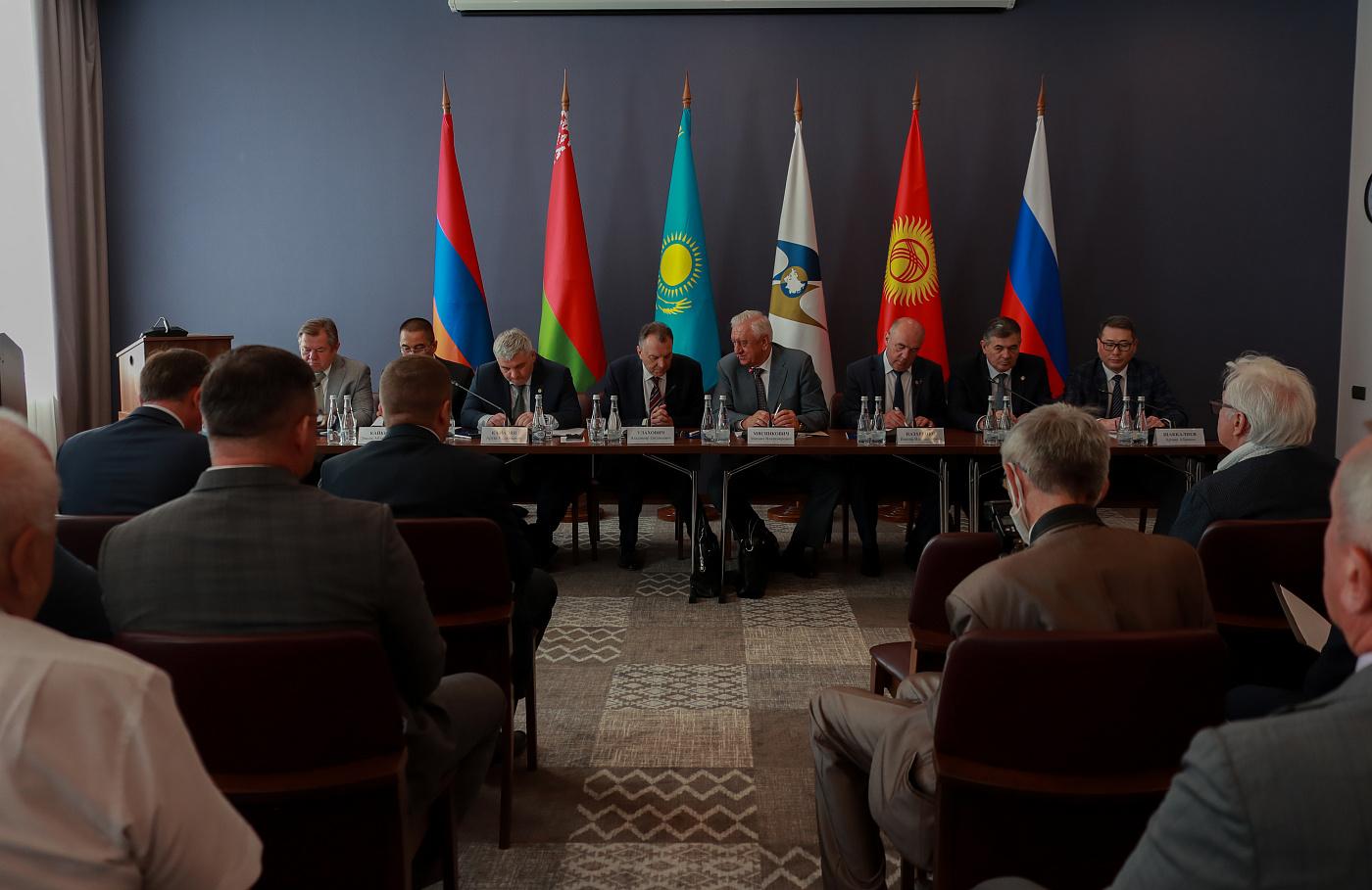 Что предложили белорусские бизнесмены странам ЕАЭС