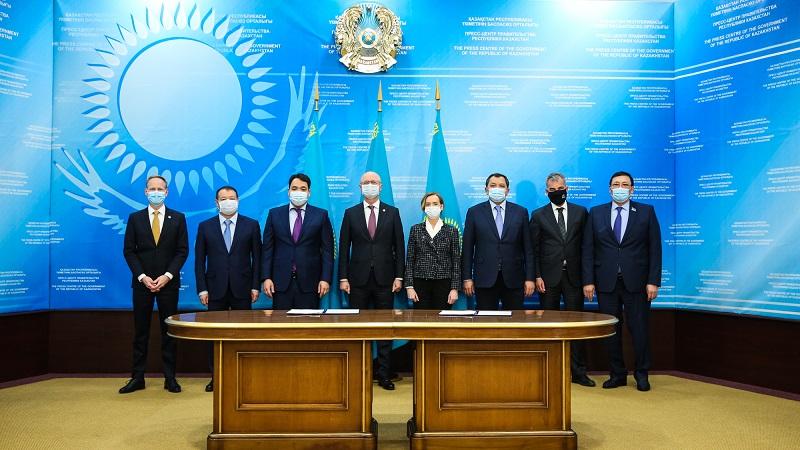 В Казахстане создадут Международный центр развития нефтегазового машиностроения