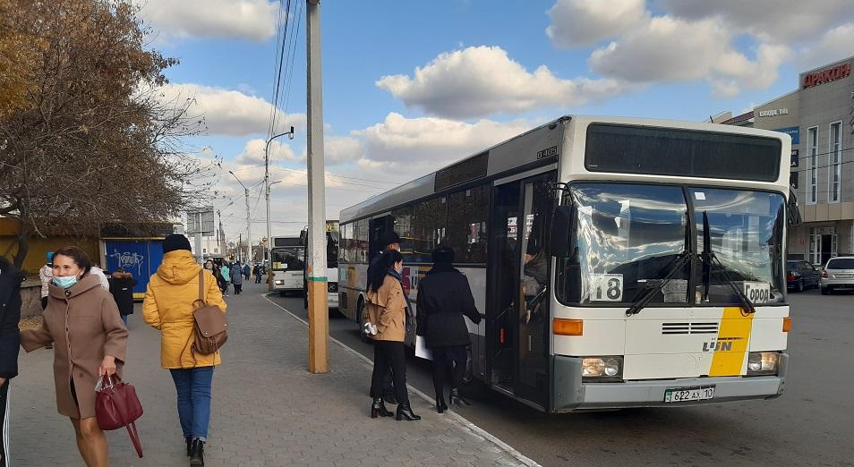 В Костанае вводят электронное билетирование в городских автобусах