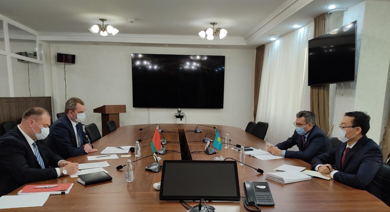 Промышленная кооперация – главная задача в сотрудничестве Казахстана и Беларуси