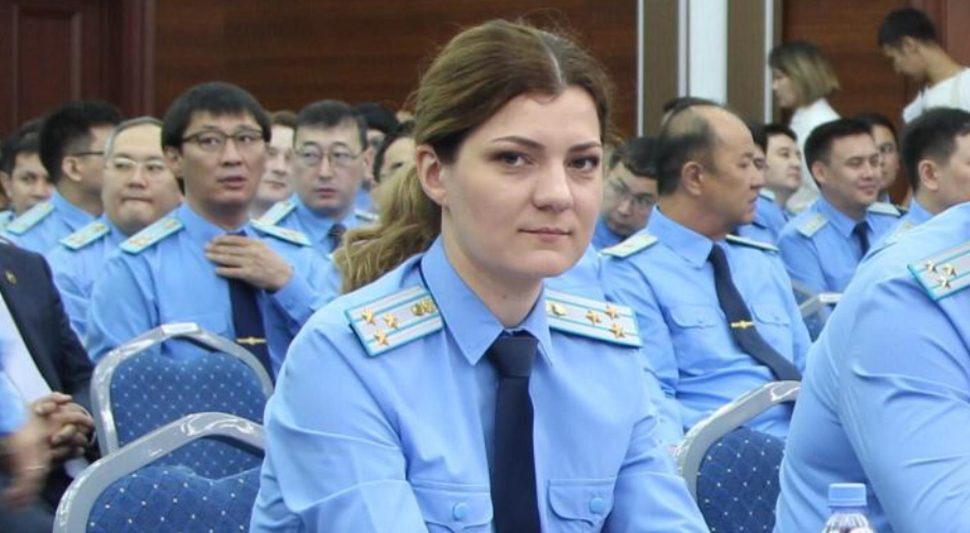 Прекращено дело в отношении Олеси Кексель – МВД РК опровергло данную информацию