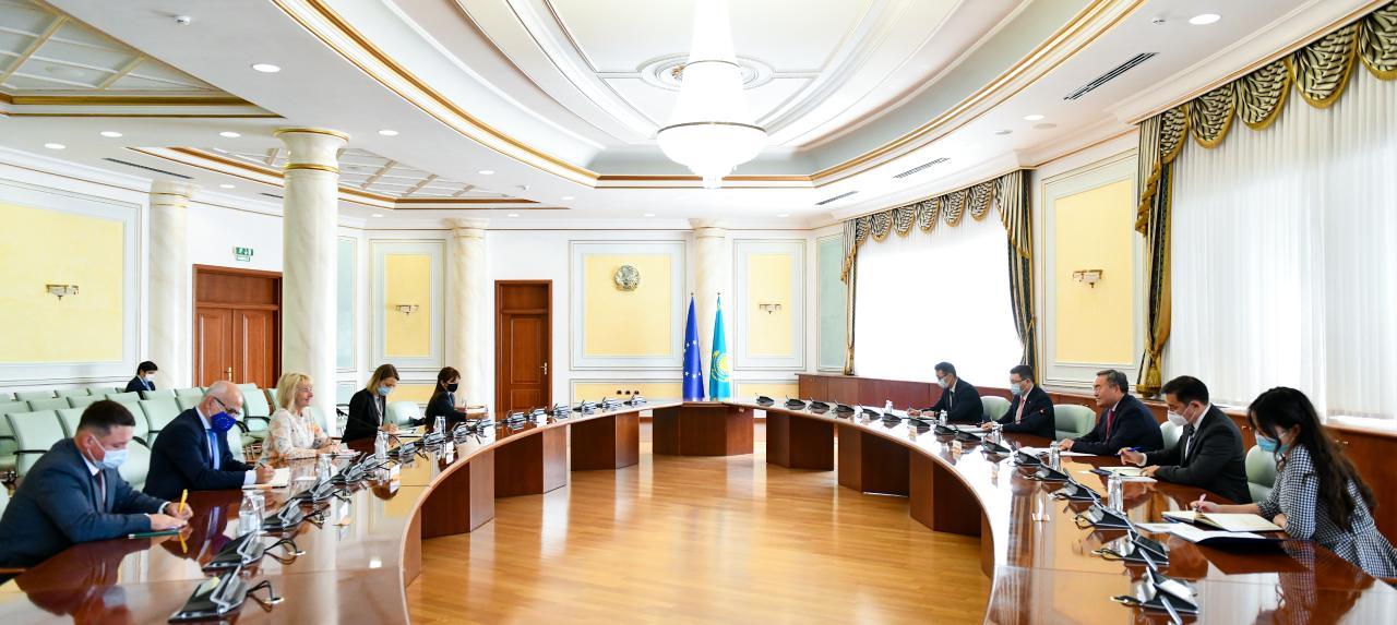 Когда в Алматы состоится гражданский форум по обсуждению реализации стратегии ЕС по ЦА