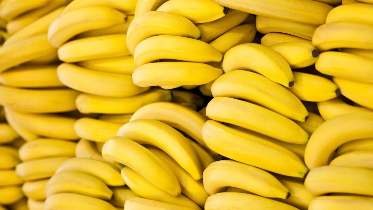 Казахстанцы стали есть больше бананов