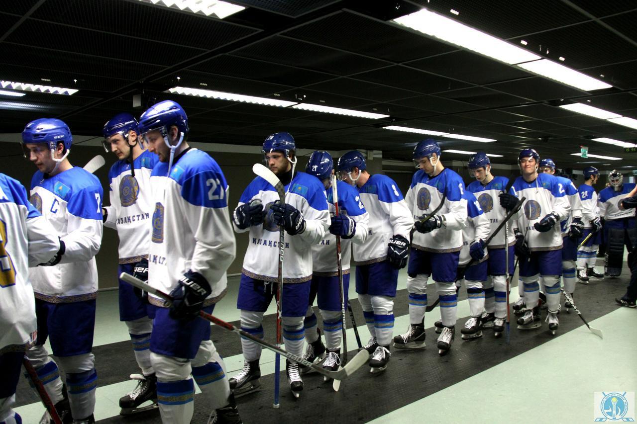 Накануне ЧМ по хоккею сборная РК проведет товарищеские матчи