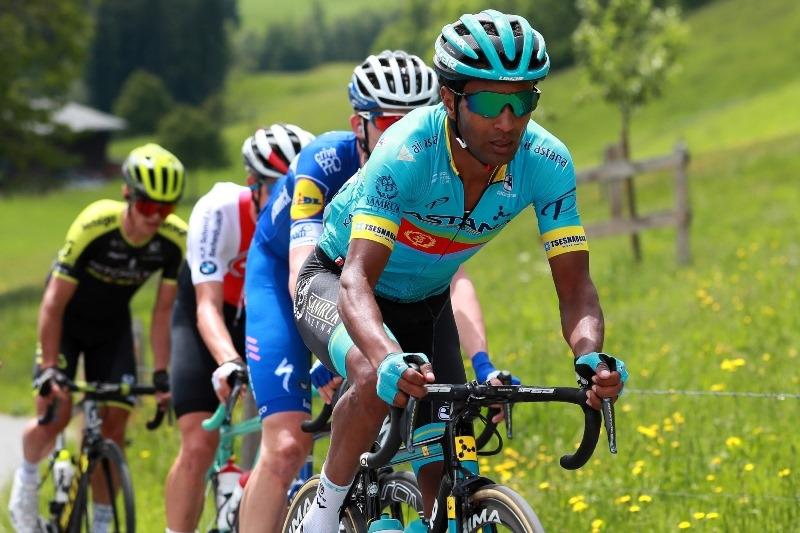 Кудуса не будет в велокоманде «Астана» в 2022 году