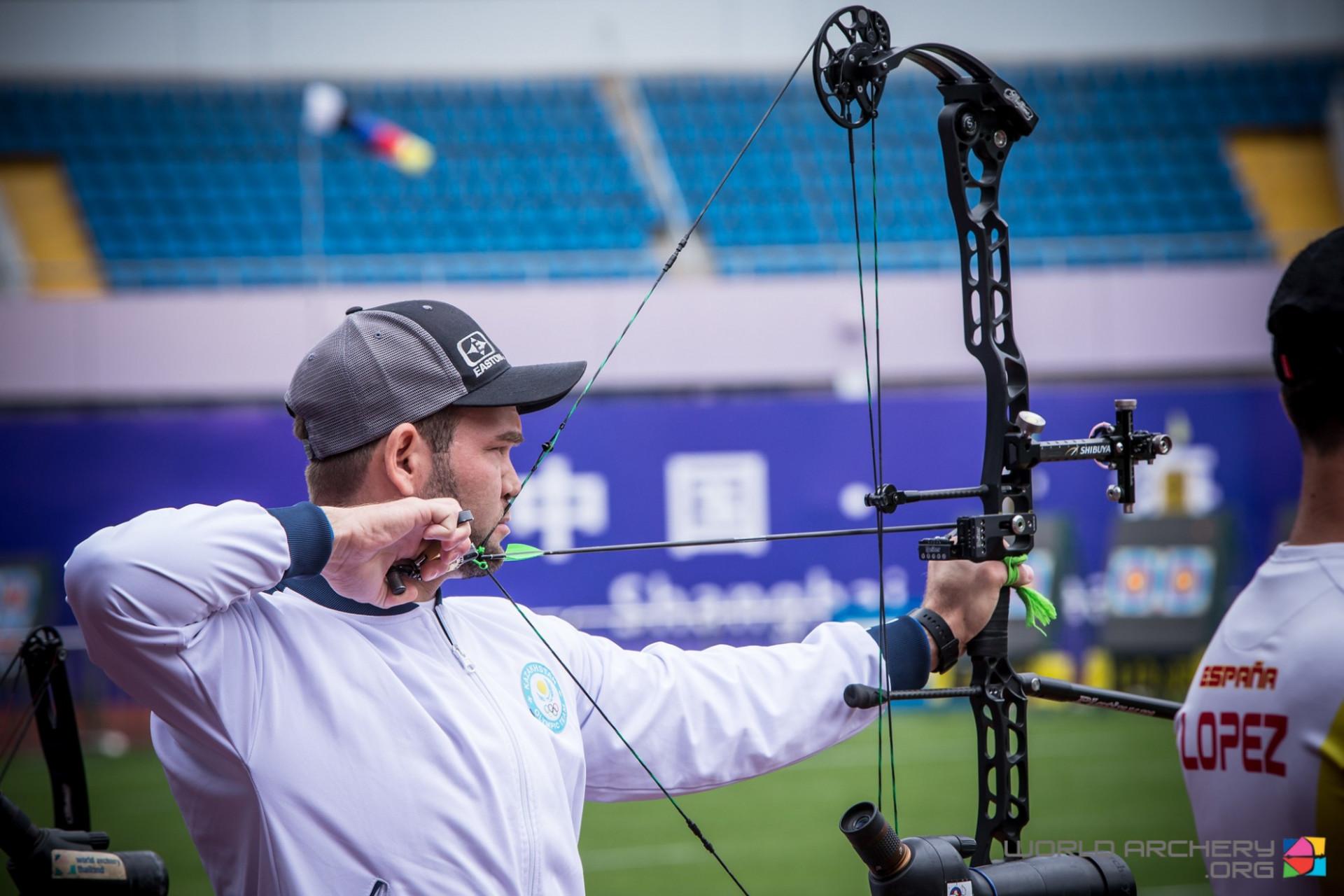 Казахстанские лучники выступят на чемпионате мира