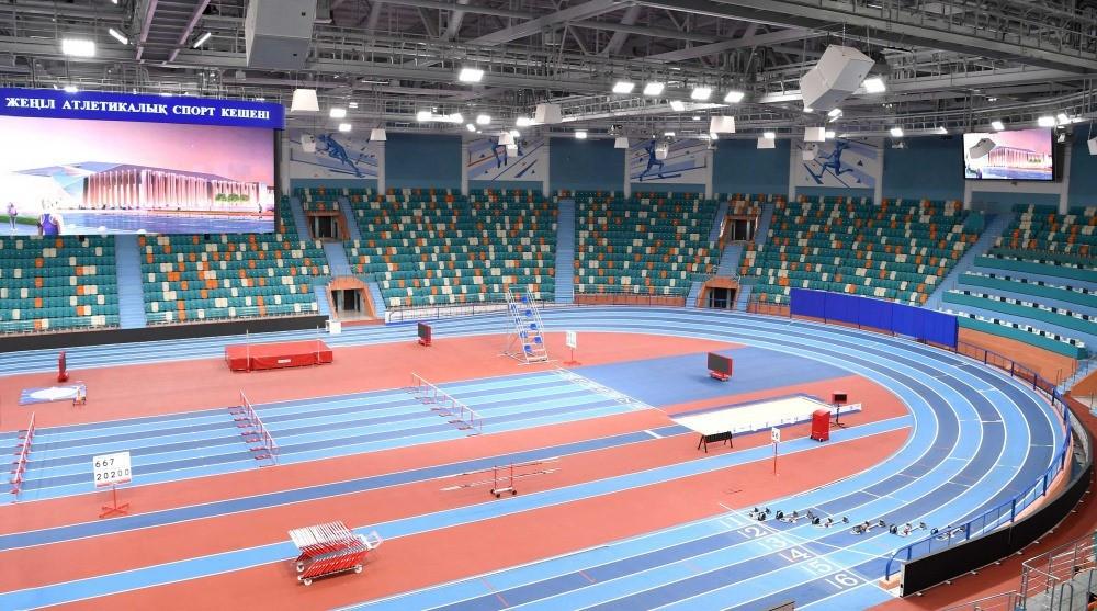 В столице Казахстана состоится легкоатлетический турнир Nur-Sultan Open 2021
