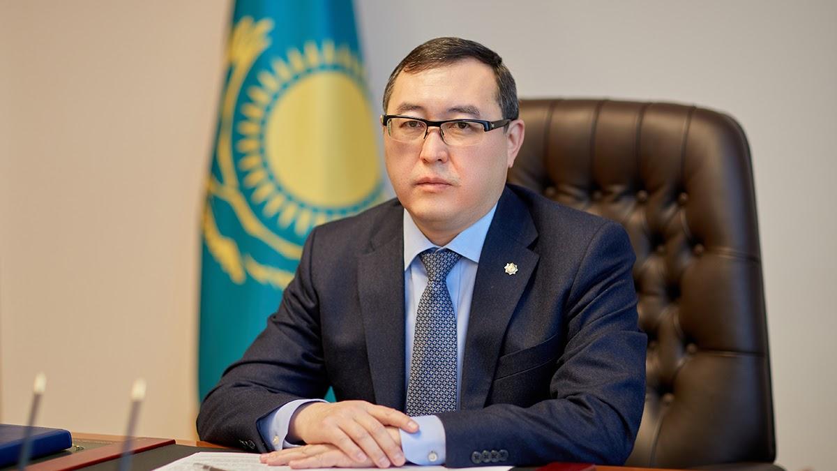 Султангазиев Марат Елеусизович