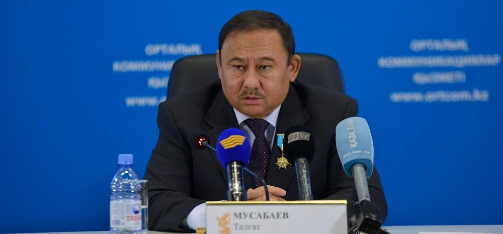 Талгат Мусабаев раскритиковал руководство казахстанской авиации