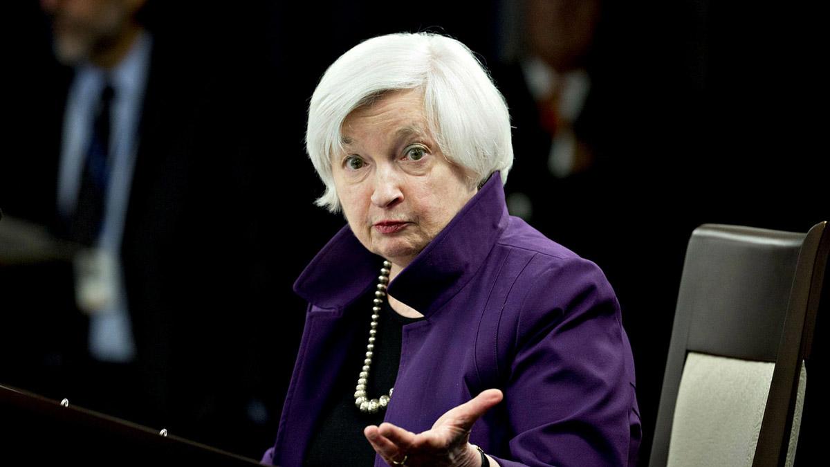 К чему министр финансов США вновь призвала конгресс
