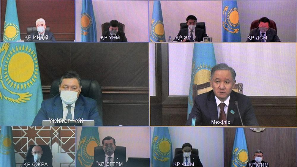 О чем говорили на заседании Национальной комиссии по модернизации