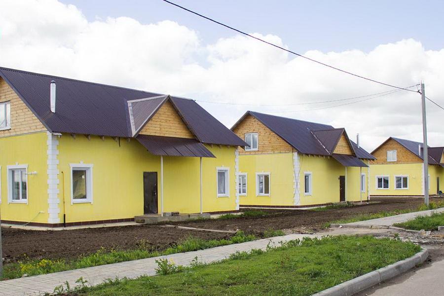 Фермерам РК могут возместить часть затрат на строительство жилья для своих работников в селах