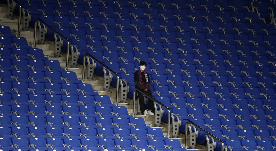 БК «Астана» остался без зрителей, «Барыс» – под вопросом