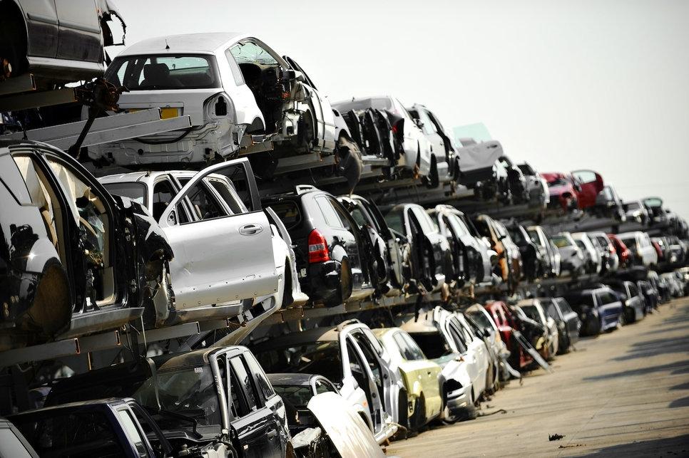 120 мың ескі автокөлік утилизацияланды