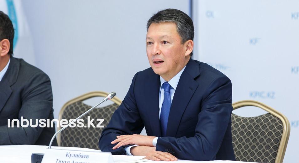 Тимур Кулибаев: «Желаю всем защитникам нашей Родины и впредь безупречно исполнять свой долг»