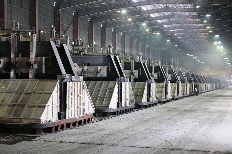 Казахстанский электролизный завод планирует увеличить производство на 0,8%