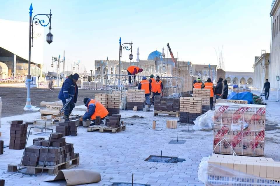 В Туркестане откроют библиотеку