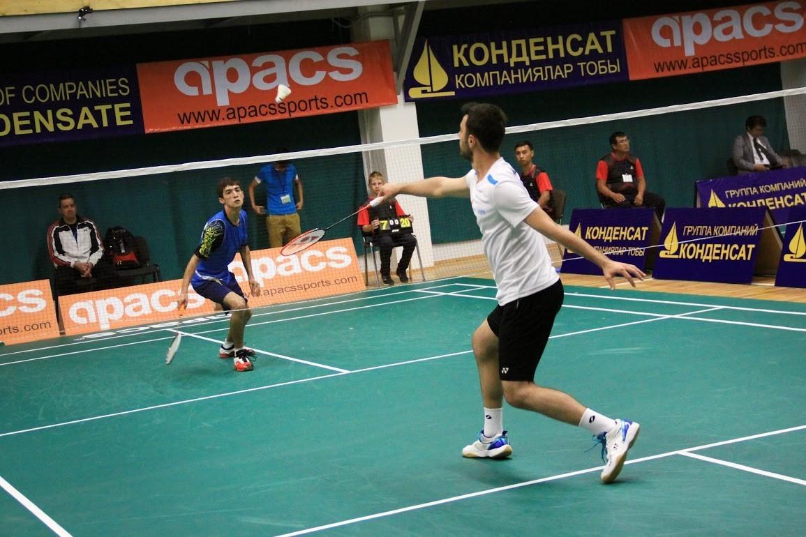 В Костанае завершился юношеский чемпионат Казахстана по бадминтону