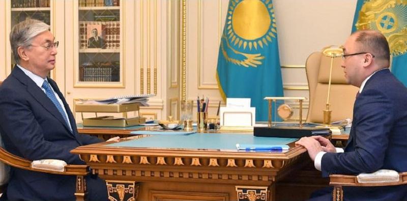 Токаев поручил министру информации принять конкретные меры по поддержке казахстанских массмедиа